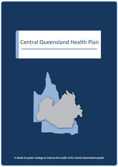 Central Queensland Health Path