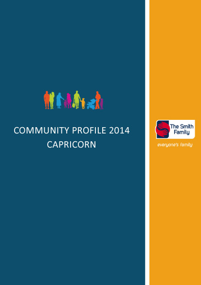 community profile 2014 Capricorn