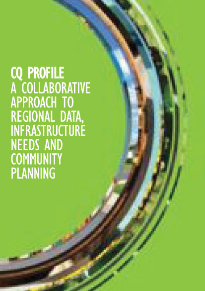 CQ profile - a colaborative approach to regional data